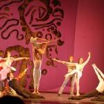 Finale, Atemlos, United Dance Company, Paris. Foto: Henning Høholt.