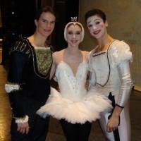 Yoel Careno, Yolanda Corea and Lucas Lima. Private Foto from Lucas Lima´s Facebook page..