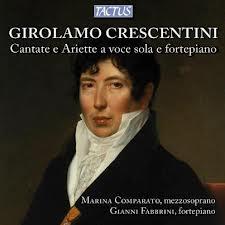 crescentini cover