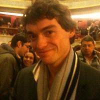 Fabien Waksman at Théâtre des Champs Élysées, November 1. 2012. Foto: Henning Høholt