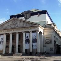La Monnaie, Brussels Operahouse. (2013) Foto: Henning Høholt