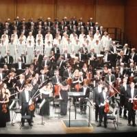 Applause from London Philharmonic Orchestra, Verdis Requiem 03.02.2015, at Thetre des Champs Elysees, Paris, Foto Henning Høholt