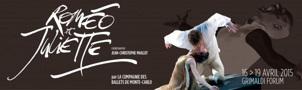Repremiere of Romeo and Juliette with Les Ballets des Monte Carlo