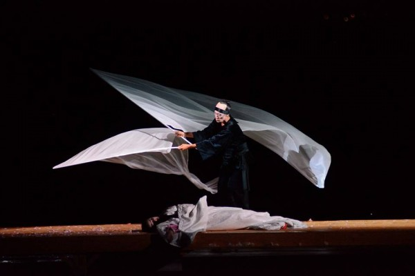 Butterfly's death, Foto Puccini Festival.