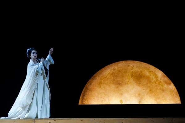 Madama Butterfly, second act, Foto Puccini Festival.