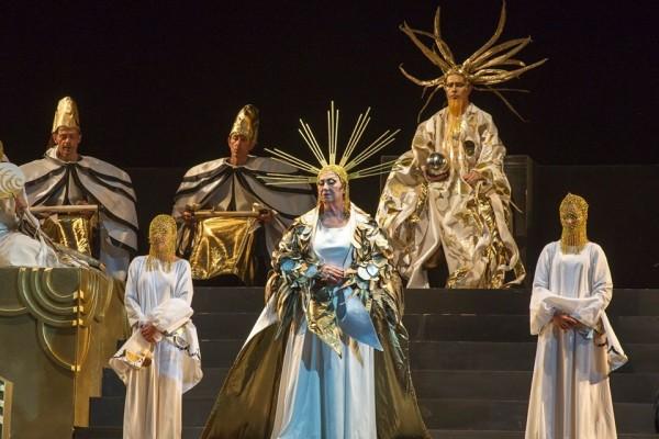 Turandot. CASOLLA. Foto Puccini Festival