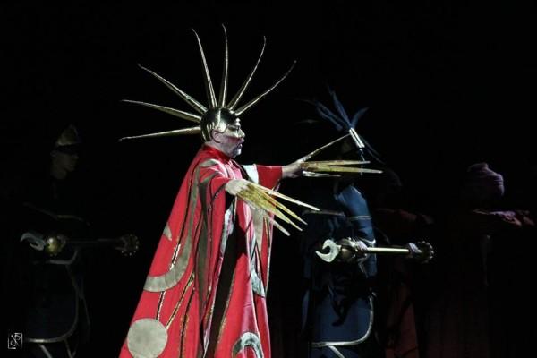 Turandot. Mandarino Claudio Ottino, foto Ramacciotti