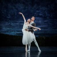 Giselle, Eugenie Skilnand og Philip Curell, Foto Erik Berg