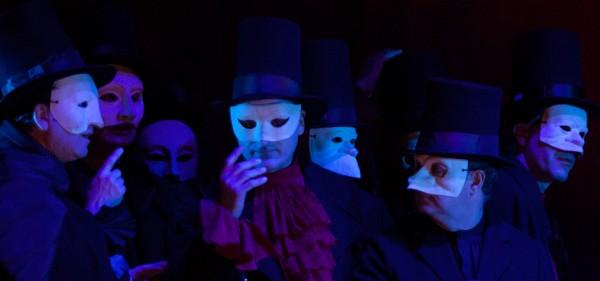 Rigoletto, Choire. Foto Alfredo Falvo-Contrasto