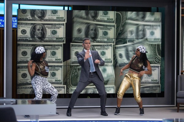 George Clooney is a hilarious TV personality finding new depths. Photo: Cannes Festival.