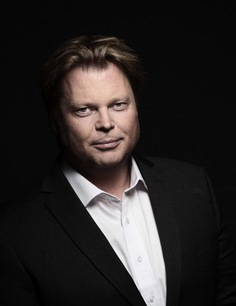 Jørn Lier Horst, forfatter til Blindgang. Foto: Jesper Magerøy
