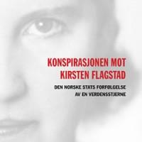Konspirasjonen mot Kirsten Flagstad, cover, Opera Forlag.