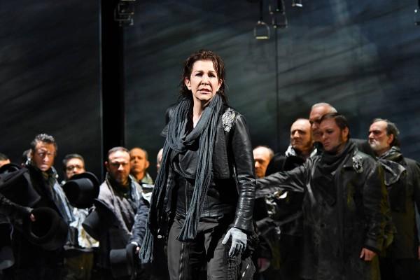 Joyce di Donato, in I Capuletti et I Montecchi. at Teatro del Liceu in Barcelona.
