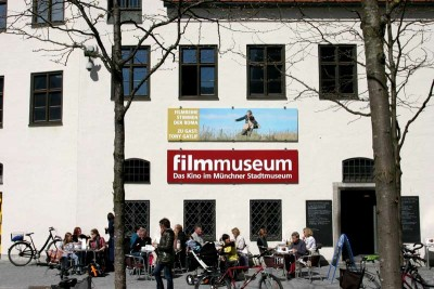 Welcome to the Filmmuseum at St.-Jakobs-Platz!