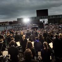 Finalekoncerten i 2016: med Malmö Opera fotograferet på Copenhagen Opera Festival søndag den 7. august 2016 ved Ofelia Plads. Foto: Mathias Loevgreen Bojesen