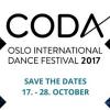 CODA - Oslo International Dance Festival - 2017
