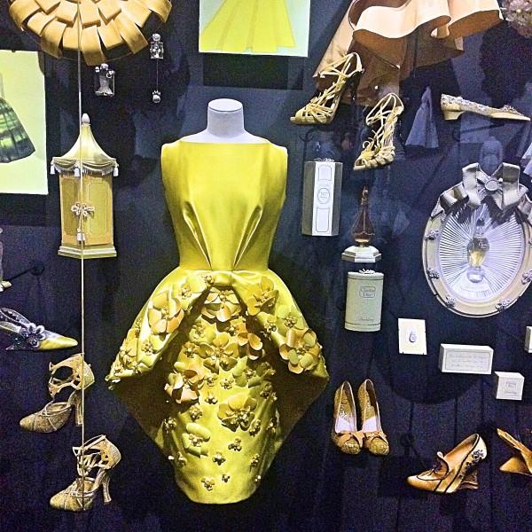 Dior assemble - what an inspiring mix. Foto Henning Høholt