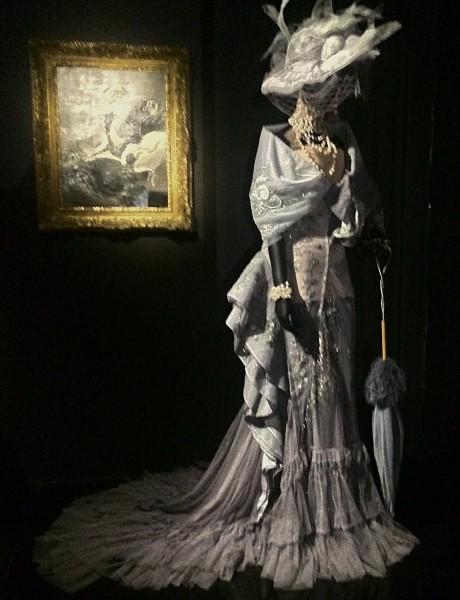 Madeleine by John Galliano, Foto Tomas Bagackas.