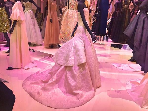 Skirts for evening dresses, dior, Foto Henning Høholt