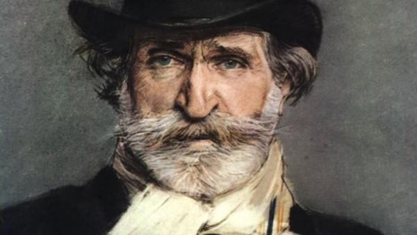 Giuseppe Verdi, painted by Giovanni Boldini.