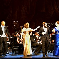 8 Opera soloists at Bolshoi, In cooperation with the Queen Sonja International Music Competition - Oslo, Norway. All photos Romuald Sip.