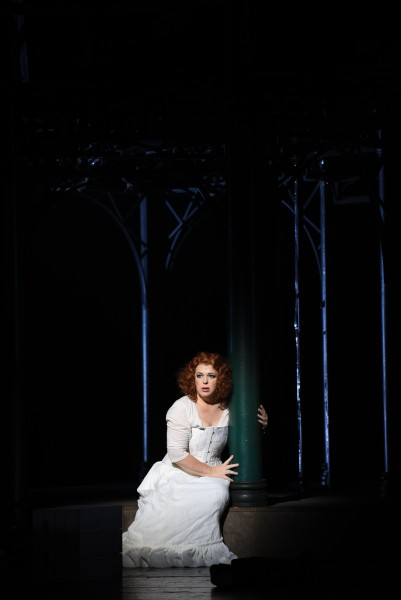 Christa Mayer as Didon © Forster:
