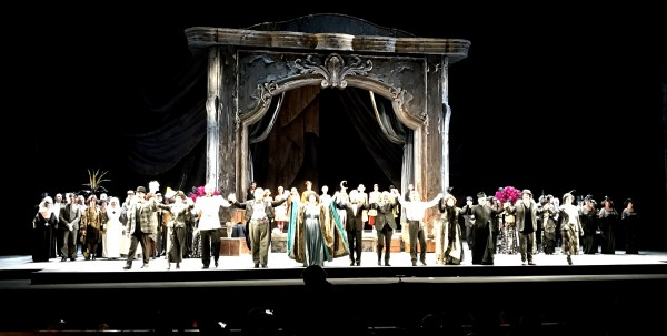 An opera worthy of a Fête National- Photo: Liv Baden