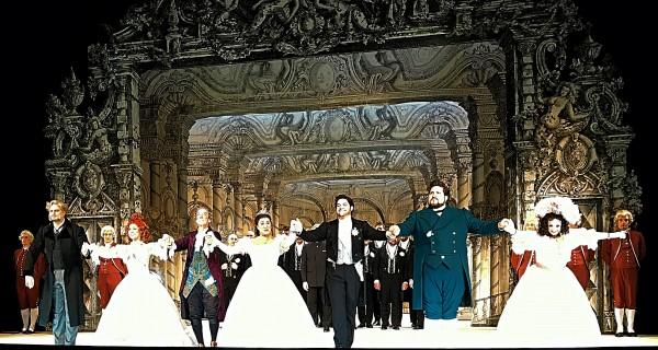 Enthusiastic reception for Cecilia Bartoli in Monte Carlo. Photo: Liv Baden