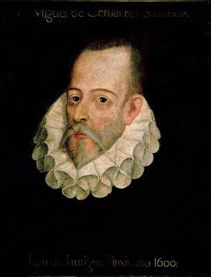 Miguel de Cervantes Saavedra (29. September 1547 -22. April 1616)