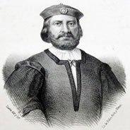 Juan del Encina, (født 12. juli 1468 - døde sent 1529 eller tidlig 1530)  var komponist, poet og dramatiker, ofte kalt grunnleggeren, sammen med Gil Vicente, av spansk drama. (Wikipedia).