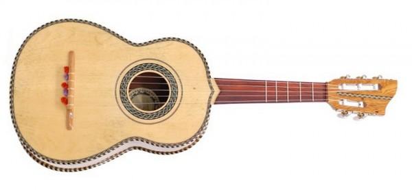 Vihuela gitaren.